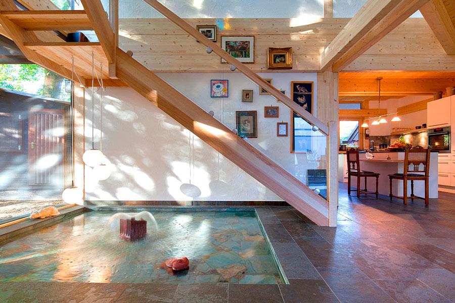 FLOCK Haus - casa in legno colori personalizzati