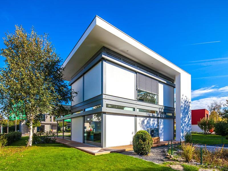 FLOCK Haus Switzerland - costruzione case legno-vetro Canton Ticino