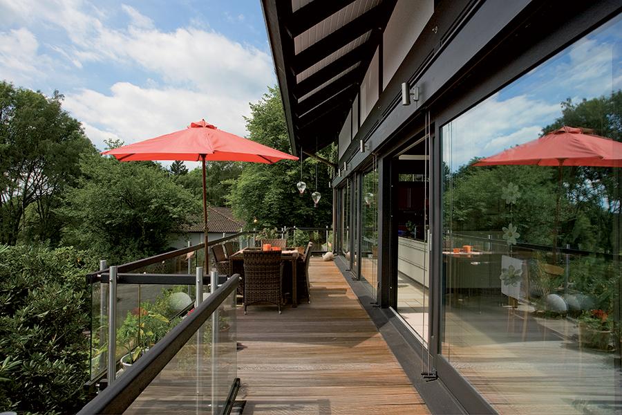 Blog case in legno vetro canton ticino flock haus for Costruire una casa in legno